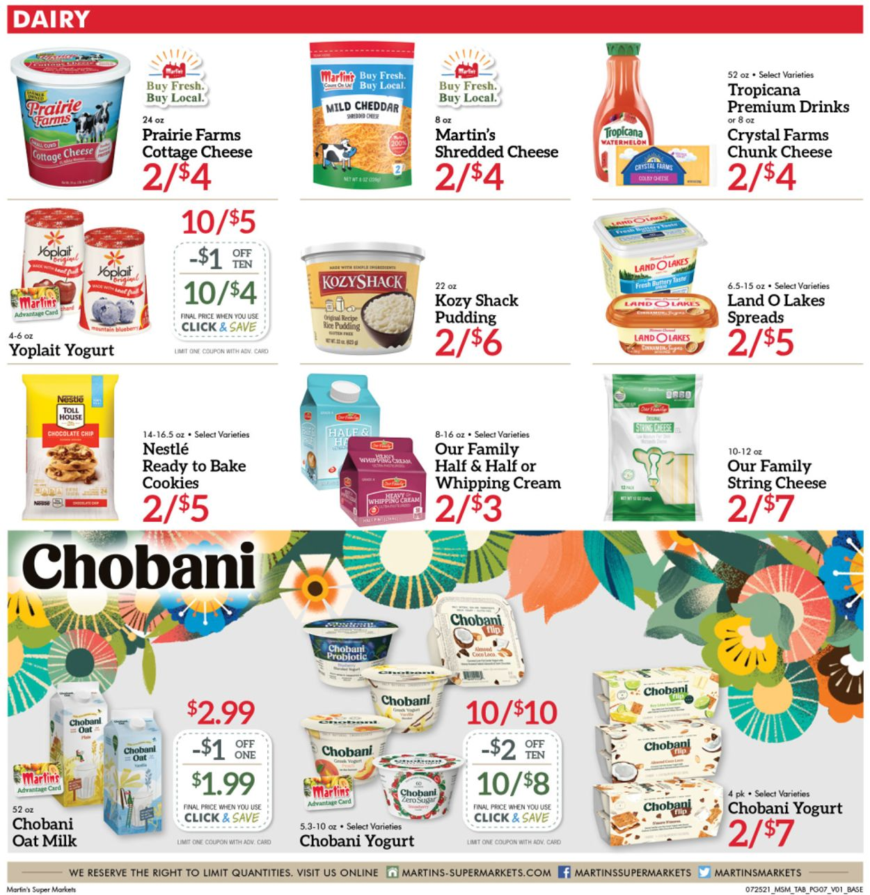 Martin's Weekly Ad Circular - valid 07/25-07/31/2021 (Page 7)