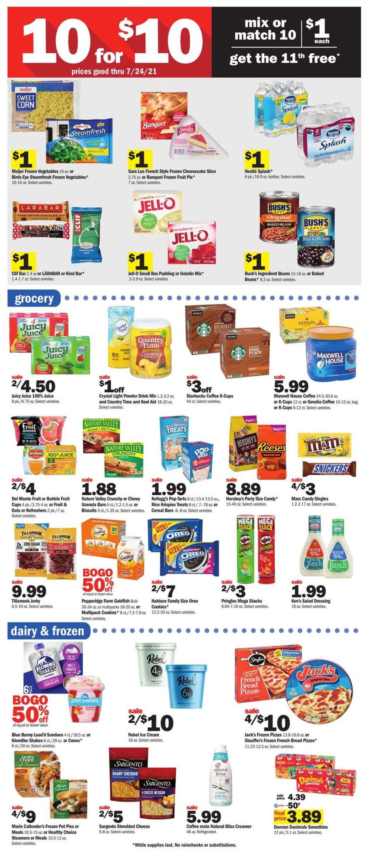Meijer Weekly Ad Circular - valid 07/18-07/24/2021 (Page 5)