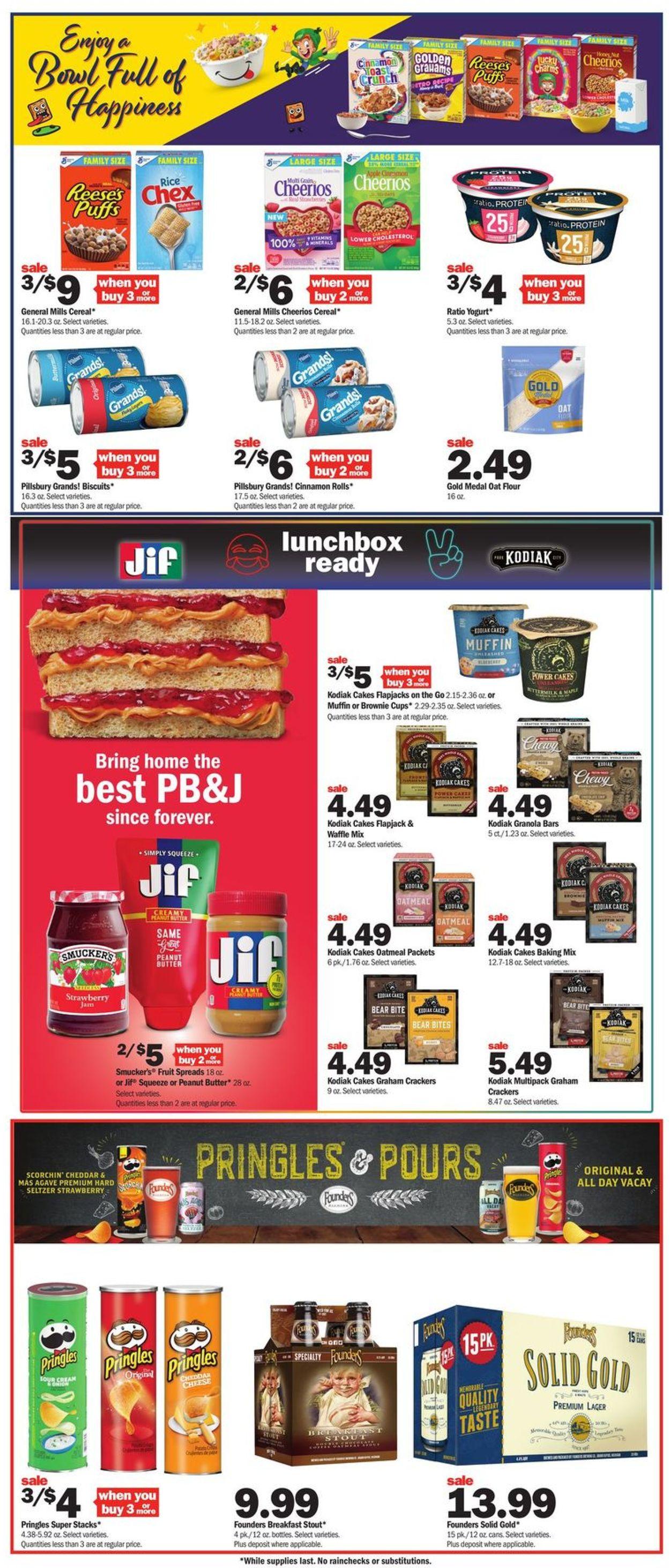 Meijer Weekly Ad Circular - valid 07/25-07/31/2021 (Page 7)