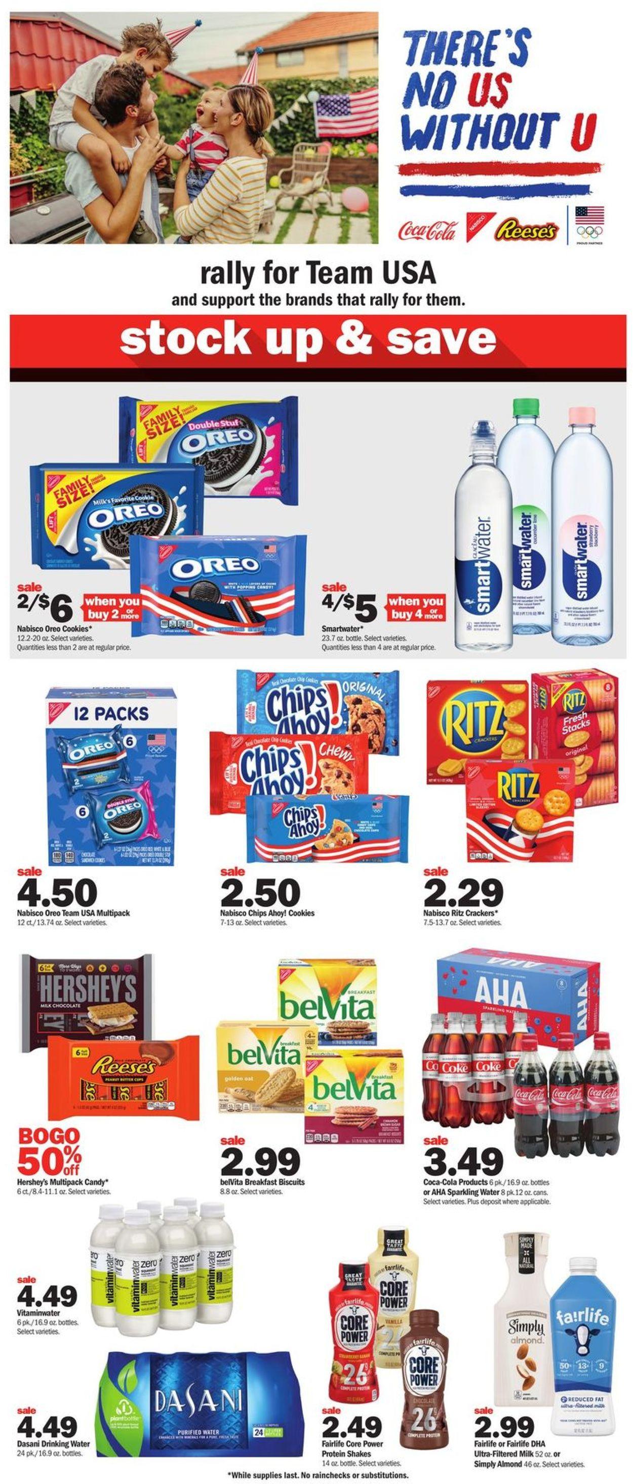 Meijer Weekly Ad Circular - valid 08/01-08/07/2021 (Page 5)