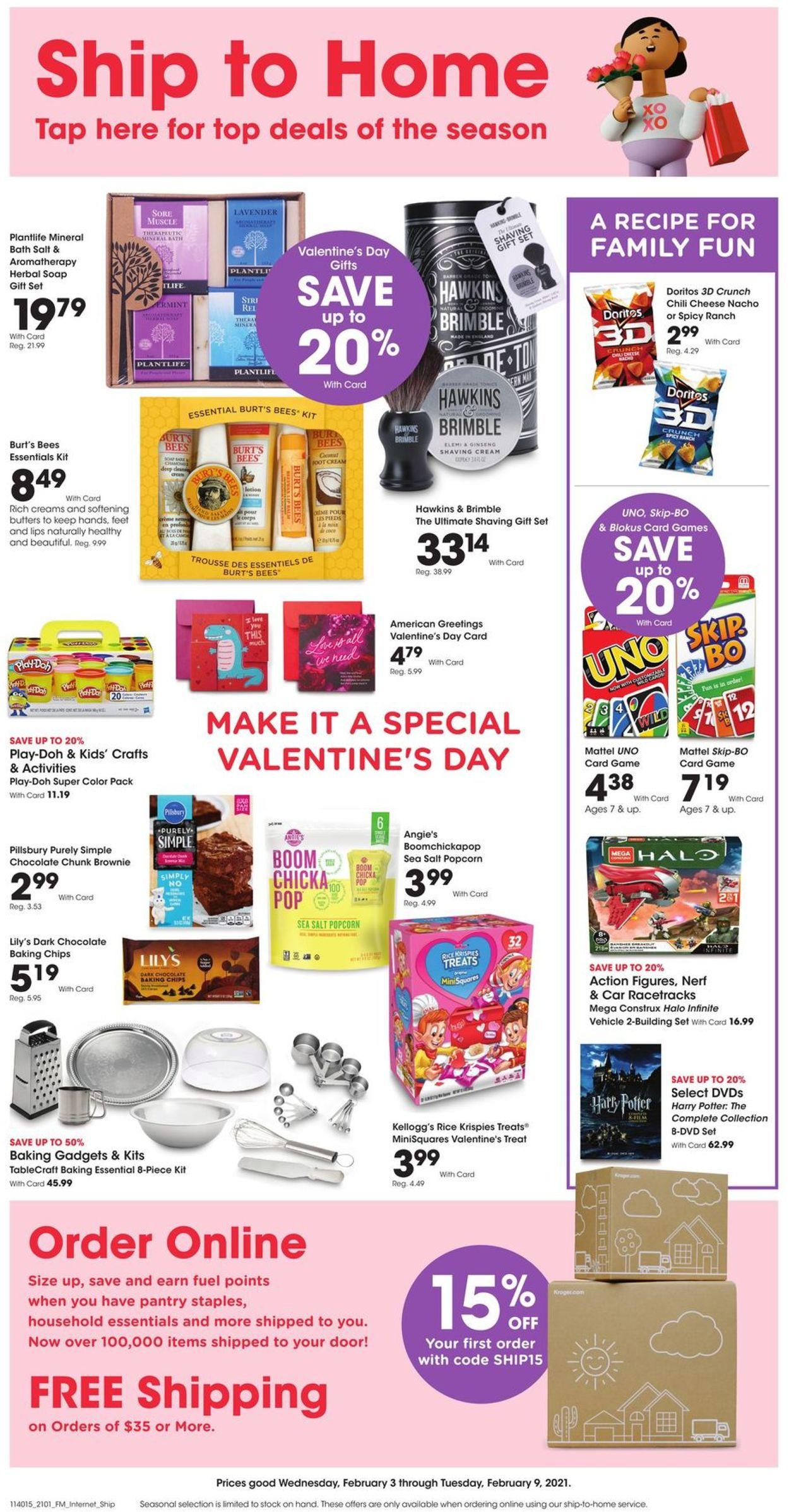 Metro Market Weekly Ad Circular - valid 02/03-02/09/2021
