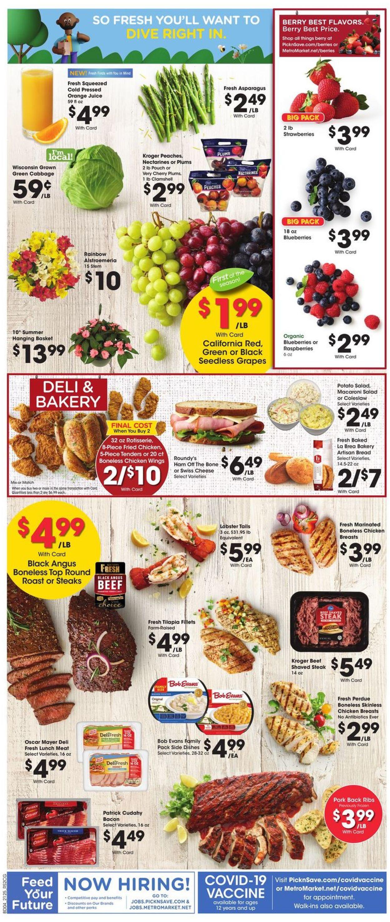 Metro Market Weekly Ad Circular - valid 07/21-07/27/2021 (Page 7)