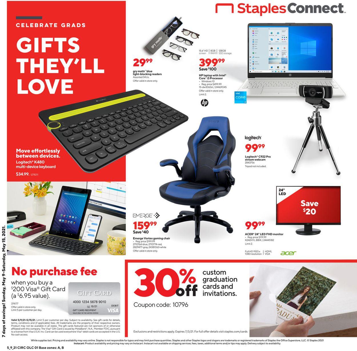 Michaels Weekly Ad Circular - valid 05/09-05/15/2021