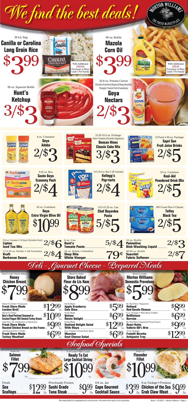Morton Williams Weekly Ad Circular - valid 07/30-08/05/2021 (Page 3)
