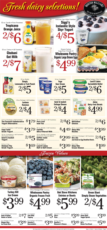 Morton Williams Weekly Ad Circular - valid 07/30-08/05/2021 (Page 5)