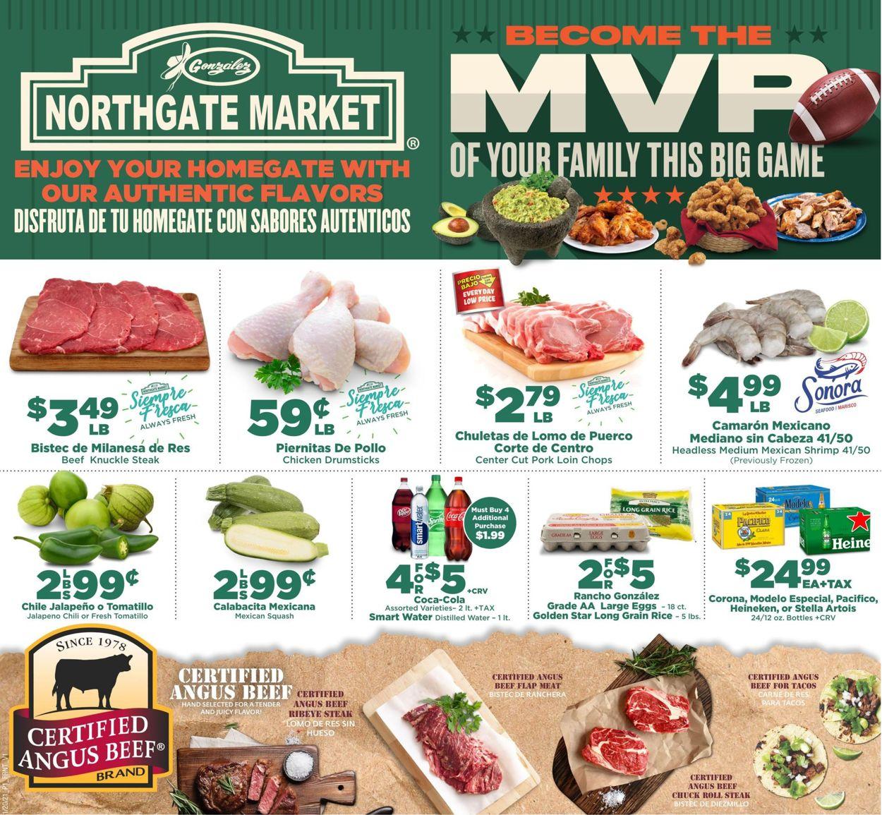 Northgate Market Weekly Ad Circular - valid 01/20-01/26/2021
