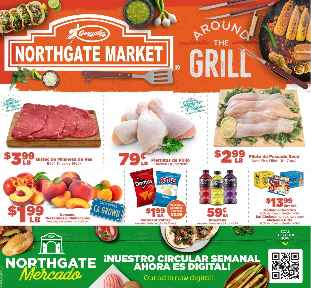 Northgate Market Weekly Ad Circular - valid 05/19-05/25/2021