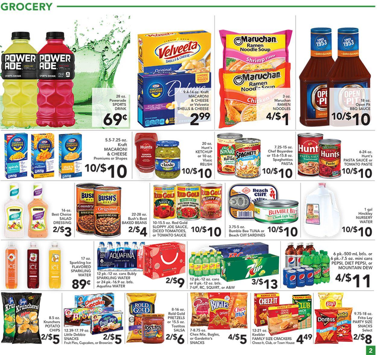 Pete's Fresh Market Weekly Ad Circular - valid 07/21-07/27/2021 (Page 2)