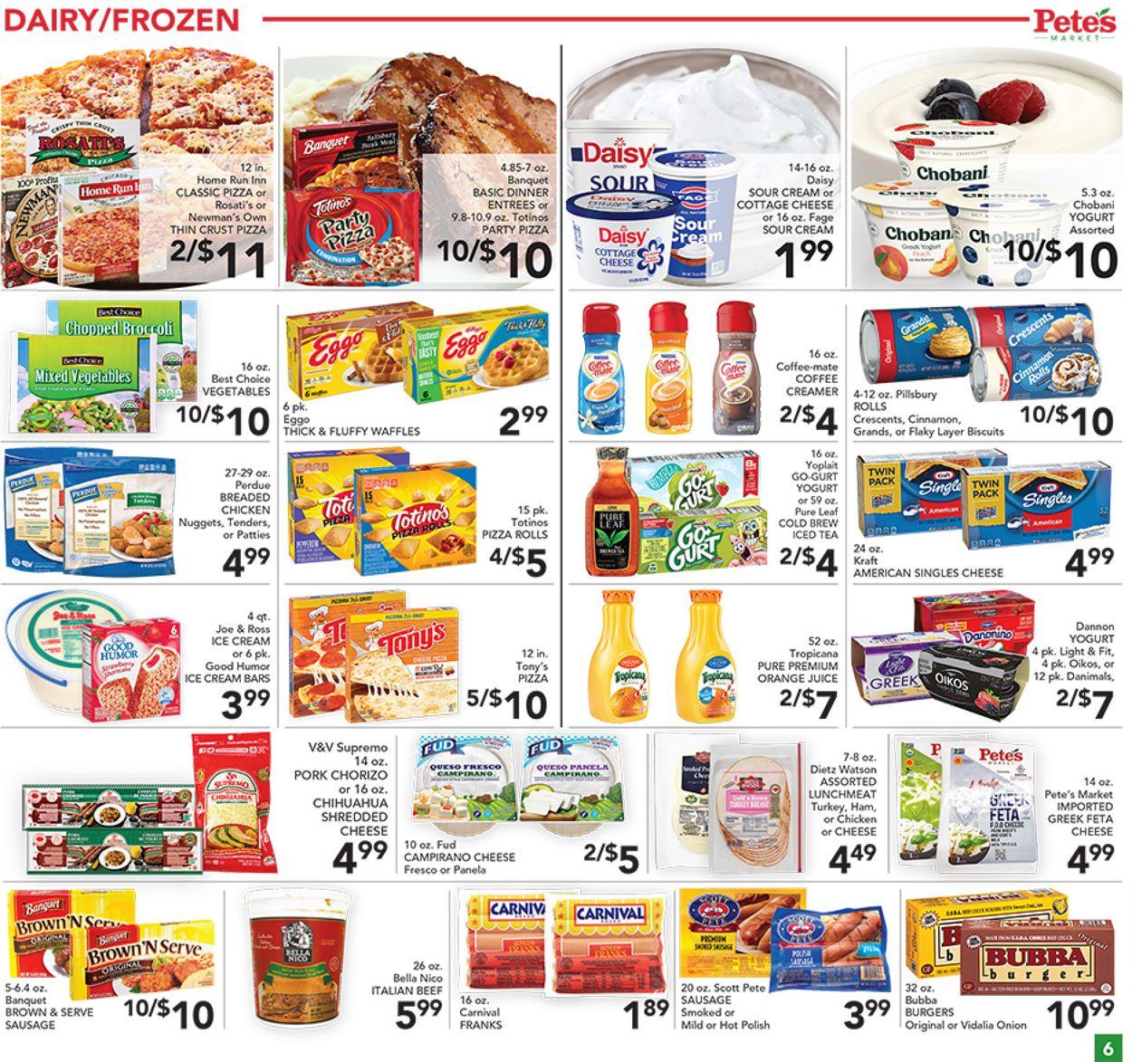 Pete's Fresh Market Weekly Ad Circular - valid 07/21-07/27/2021 (Page 6)