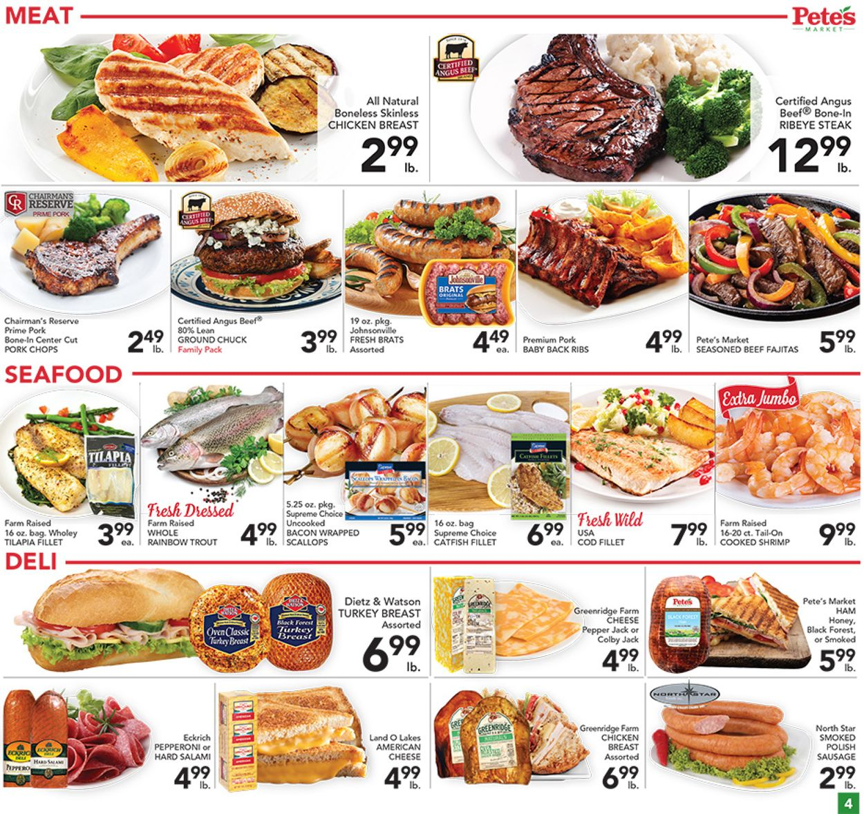 Pete's Fresh Market Weekly Ad Circular - valid 07/28-08/03/2021 (Page 4)