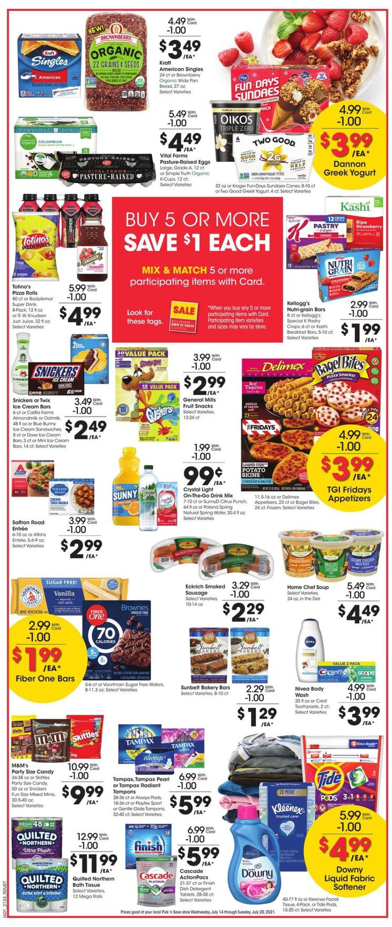 Pick 'n Save Weekly Ad Circular - valid 07/14-07/20/2021 (Page 4)