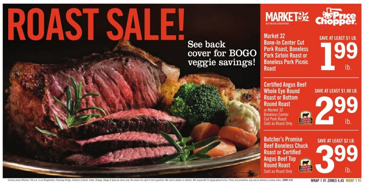 Price Chopper Weekly Ad Circular - valid 01/10-01/16/2021