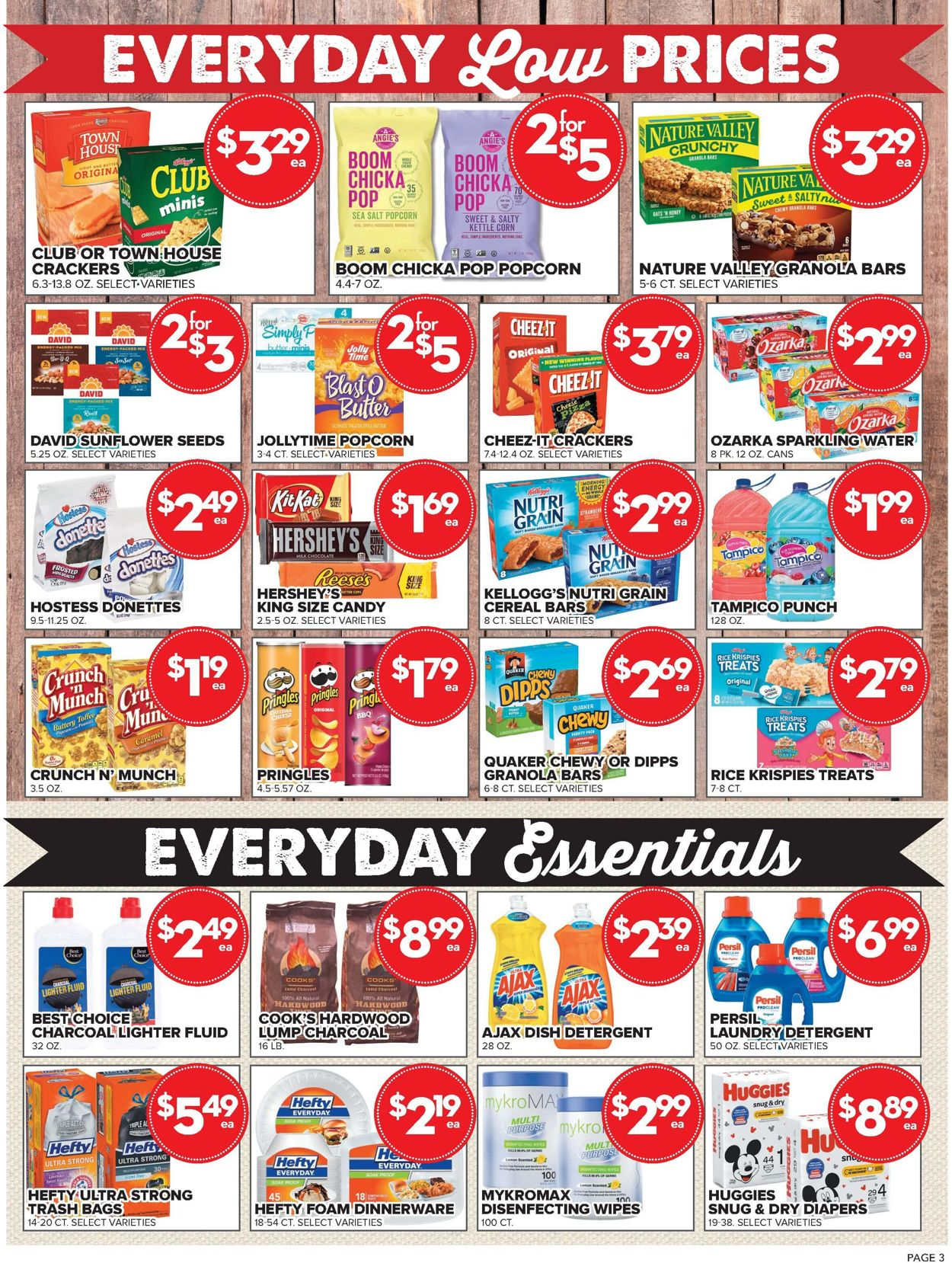 Price Cutter Weekly Ad Circular - valid 07/07-08/03/2021 (Page 3)