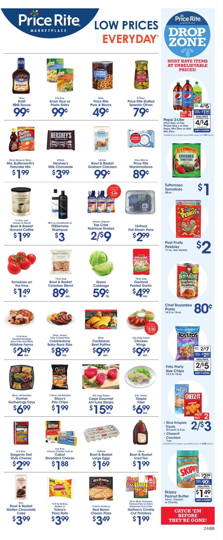 Price Rite Weekly Ad Circular - valid 07/02-07/08/2021 (Page 2)