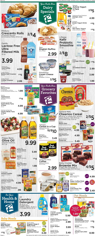 Roche Bros. Supermarkets Weekly Ad Circular - valid 10/09-10/15/2020 (Page 4)