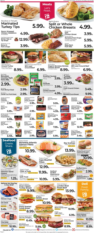 Roche Bros. Supermarkets Weekly Ad Circular - valid 07/16-07/22/2021 (Page 2)