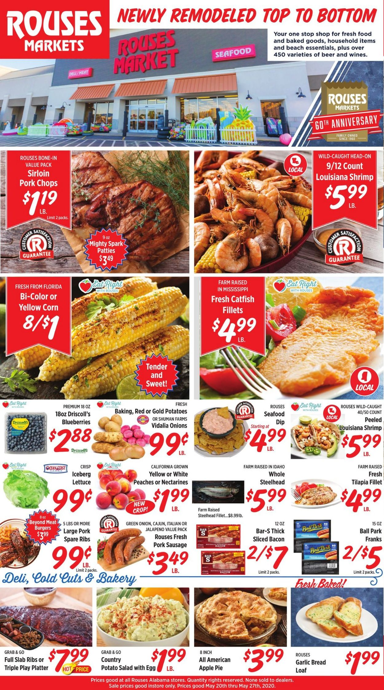 Rouses Weekly Ad Circular - valid 05/20-05/27/2020