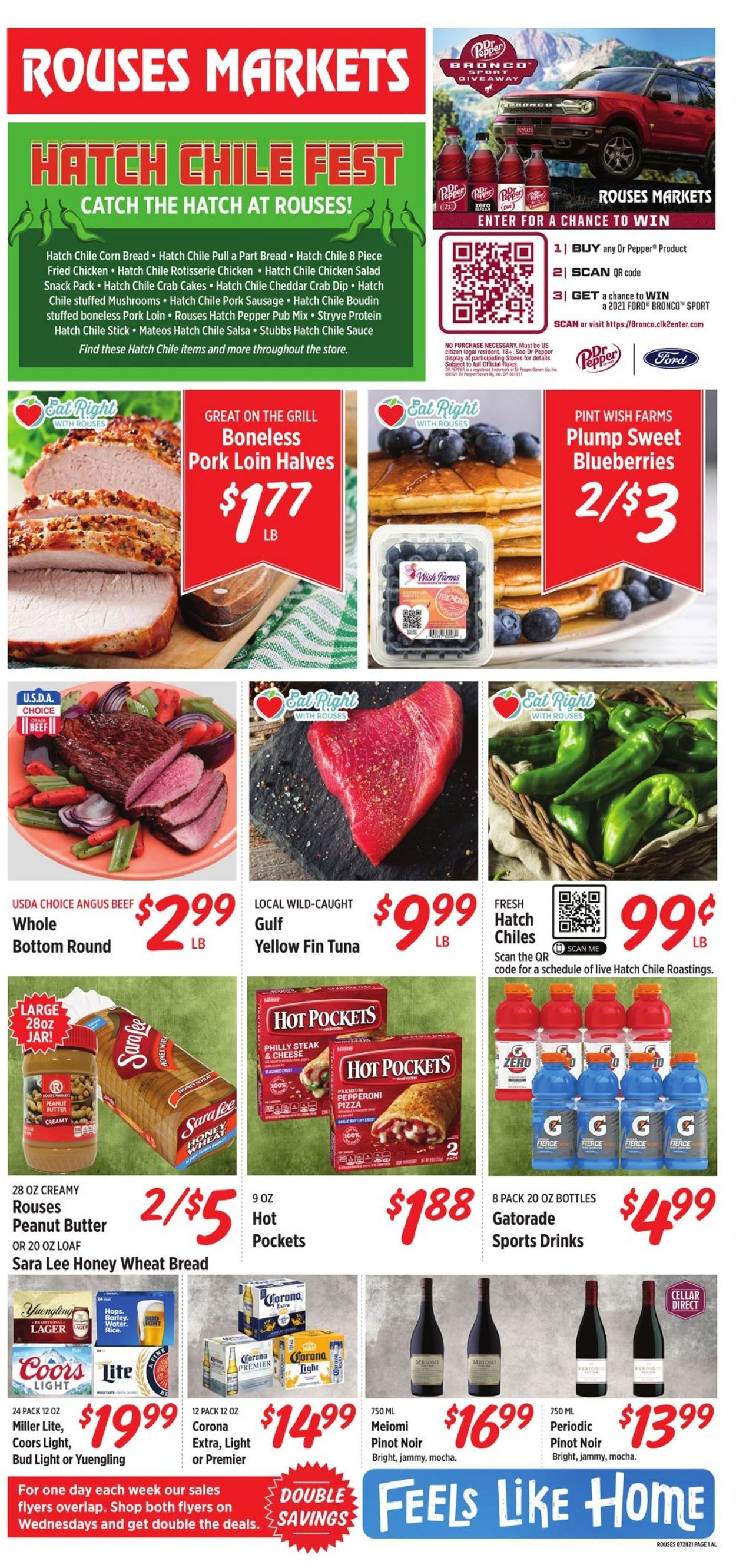 Rouses Weekly Ad Circular - valid 07/28-08/04/2021 (Page 3)
