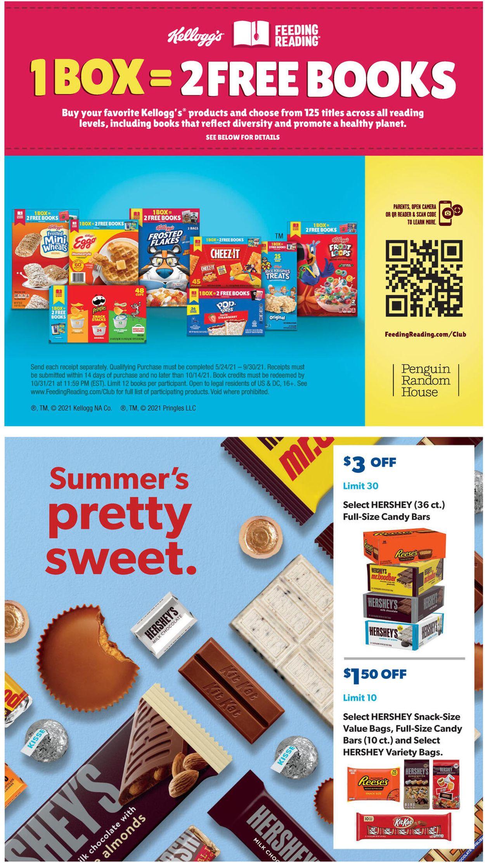 Sam's Club Weekly Ad Circular - valid 07/14-08/08/2021 (Page 4)
