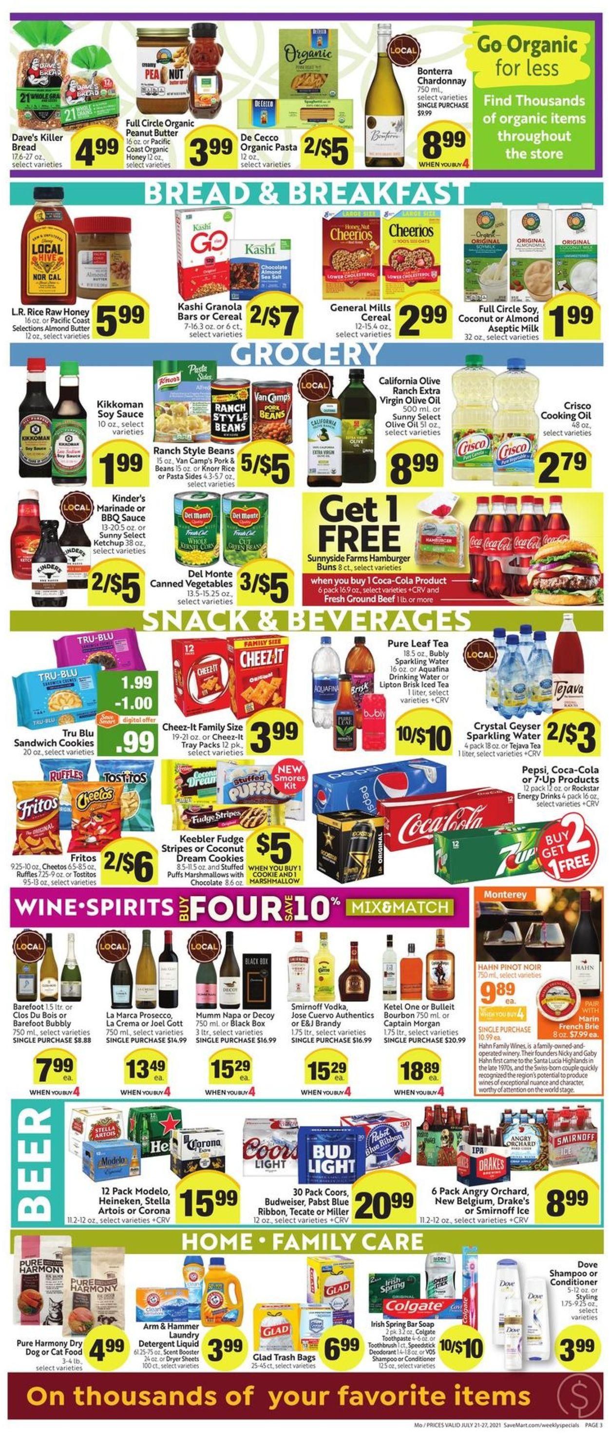 Save Mart Weekly Ad Circular - valid 07/21-07/27/2021 (Page 3)