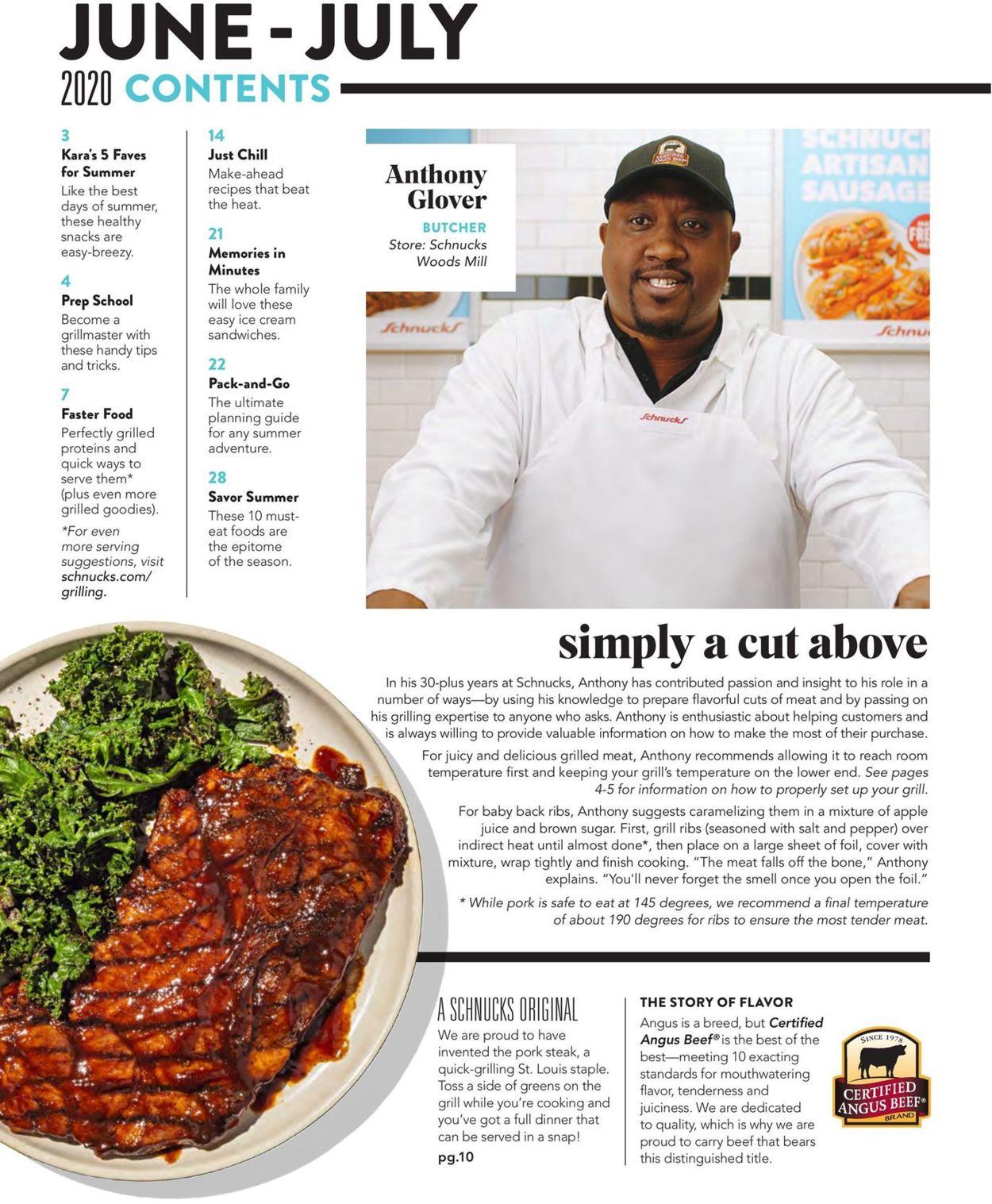 Schnucks Weekly Ad Circular - valid 06/01-07/31/2020 (Page 2)