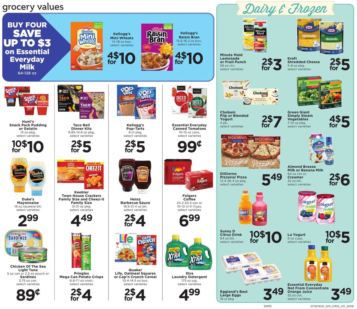 Shoppers Food & Pharmacy Weekly Ad Circular - valid 07/15-07/21/2021 (Page 3)