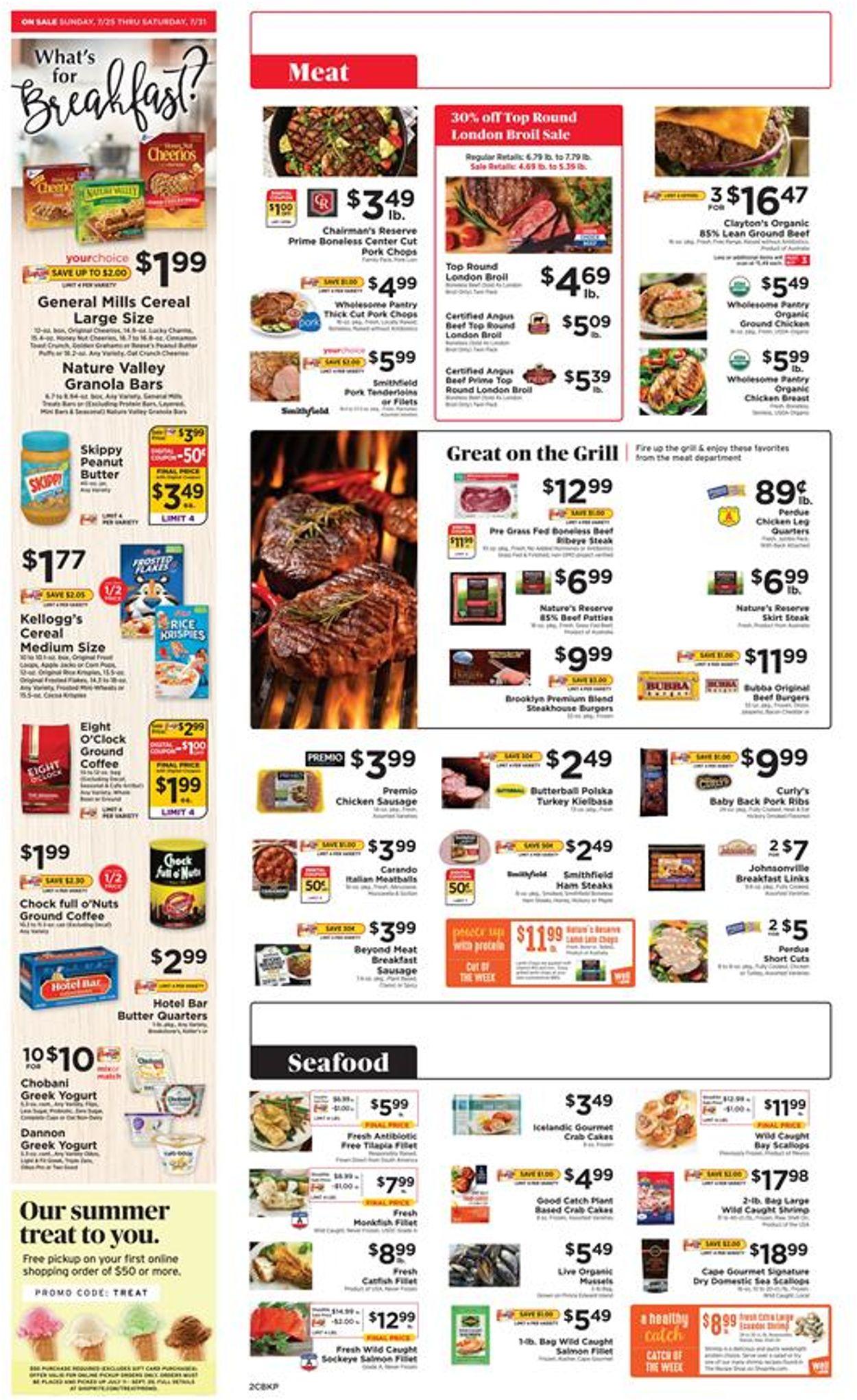 ShopRite Weekly Ad Circular - valid 07/25-07/31/2021 (Page 2)