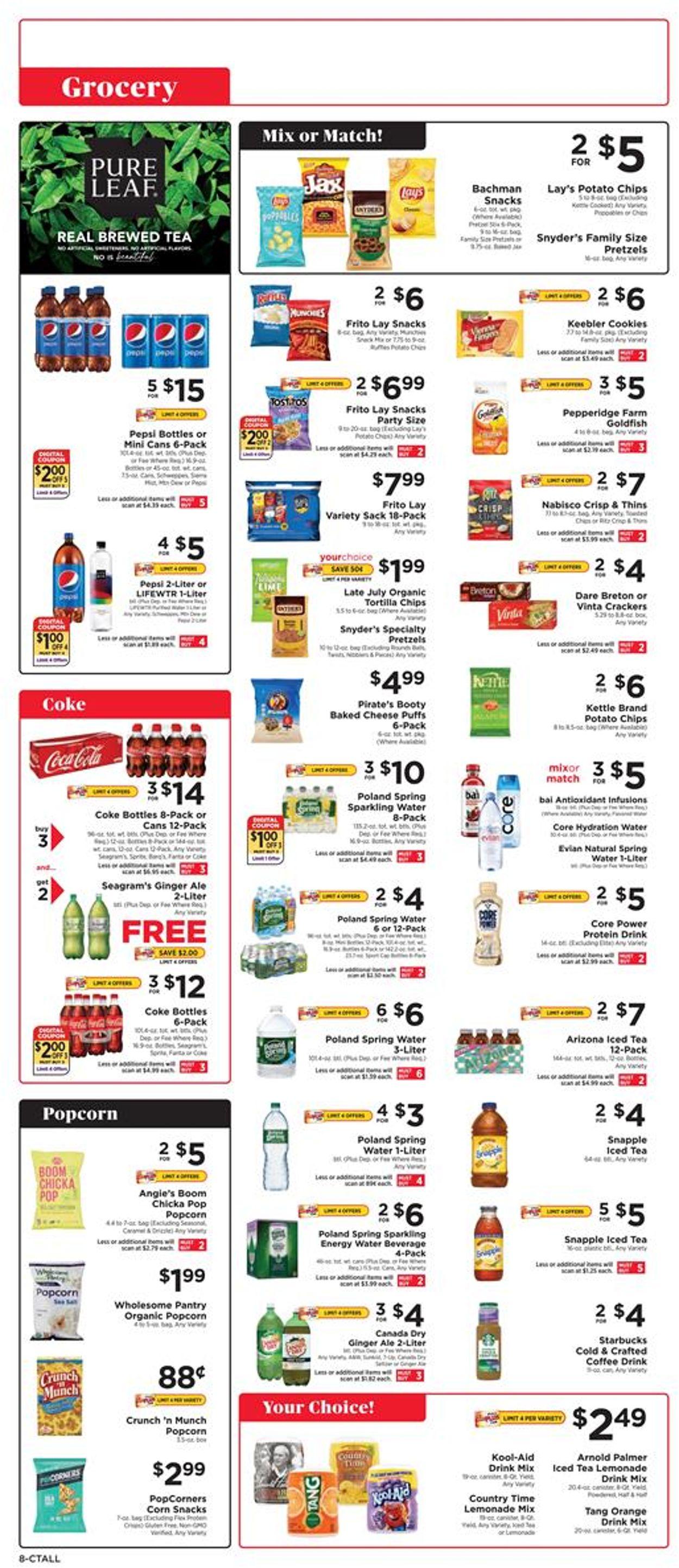 ShopRite Weekly Ad Circular - valid 07/25-07/31/2021 (Page 8)