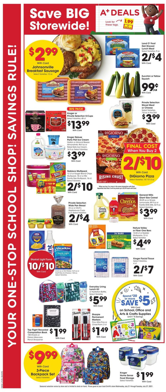 Smith's Weekly Ad Circular - valid 07/21-07/27/2021 (Page 6)