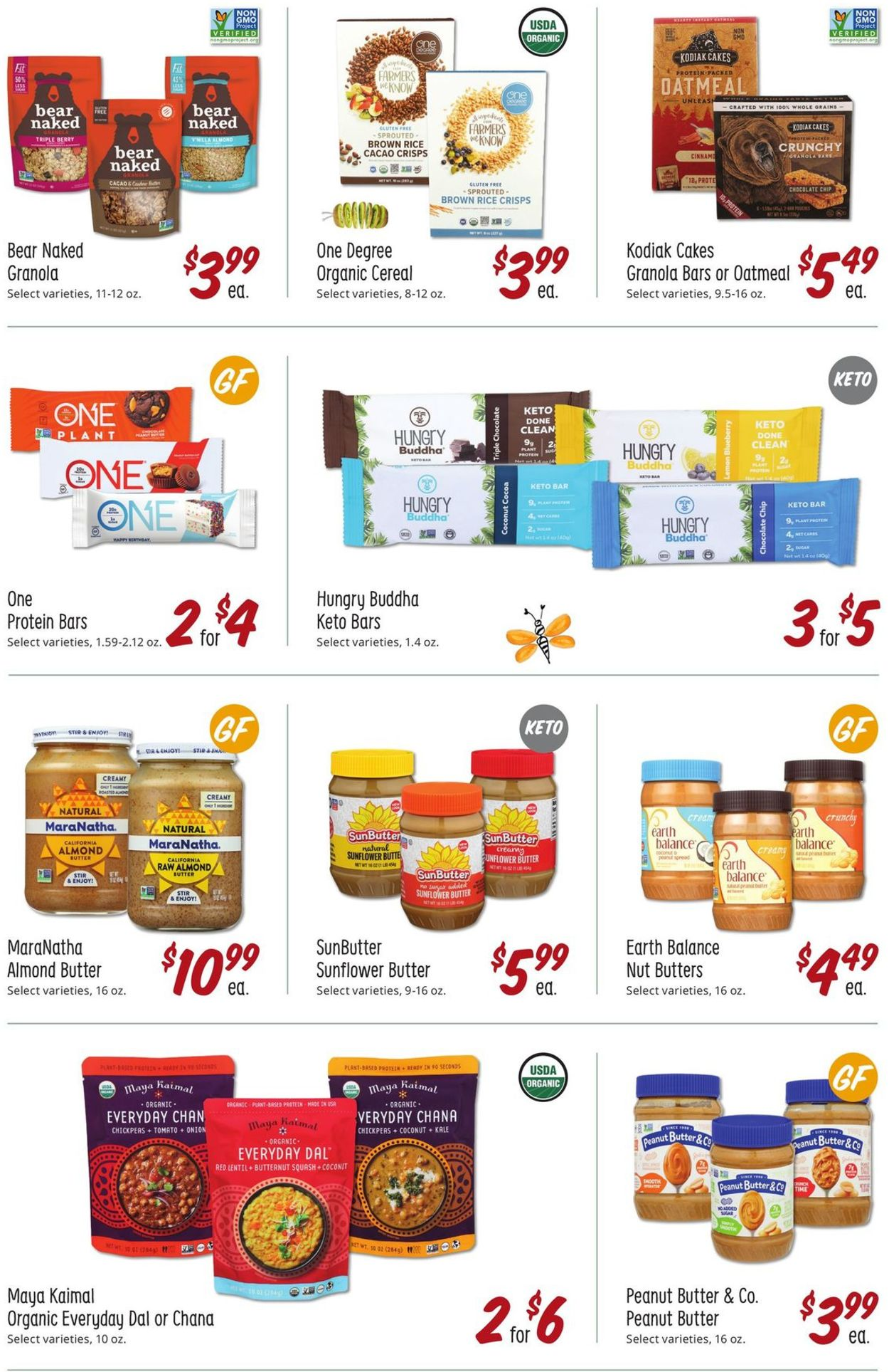 Sprouts Weekly Ad Circular - valid 07/28-08/24/2021 (Page 14)