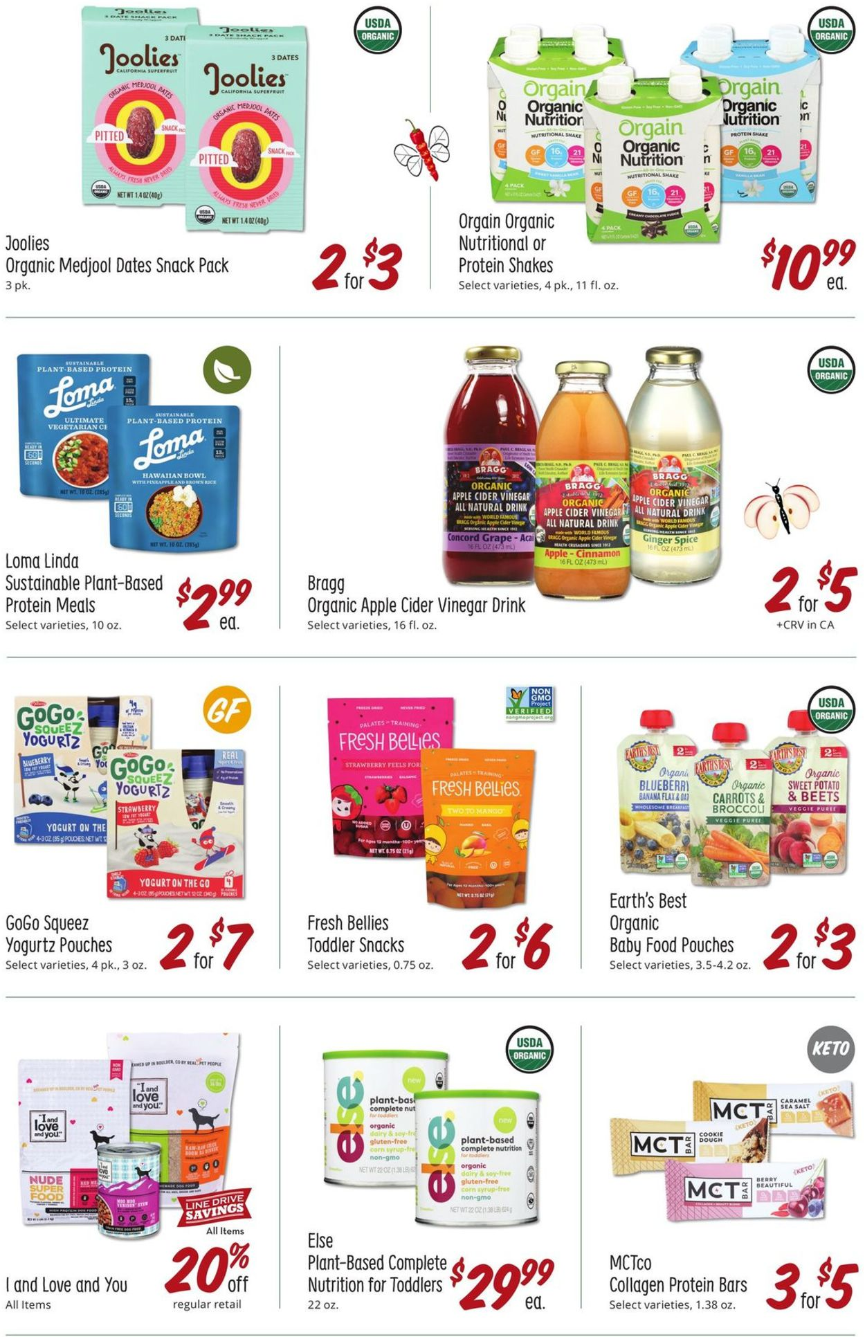 Sprouts Weekly Ad Circular - valid 07/28-08/24/2021 (Page 15)