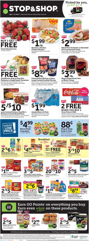 Stop and Shop Weekly Ad Circular - valid 05/07-05/13/2021