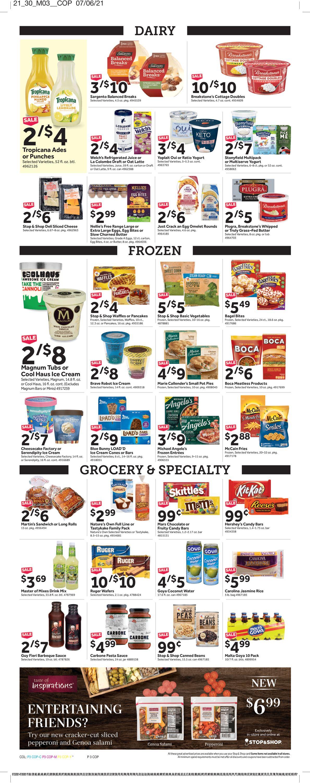 Stop and Shop Weekly Ad Circular - valid 07/23-07/29/2021 (Page 5)