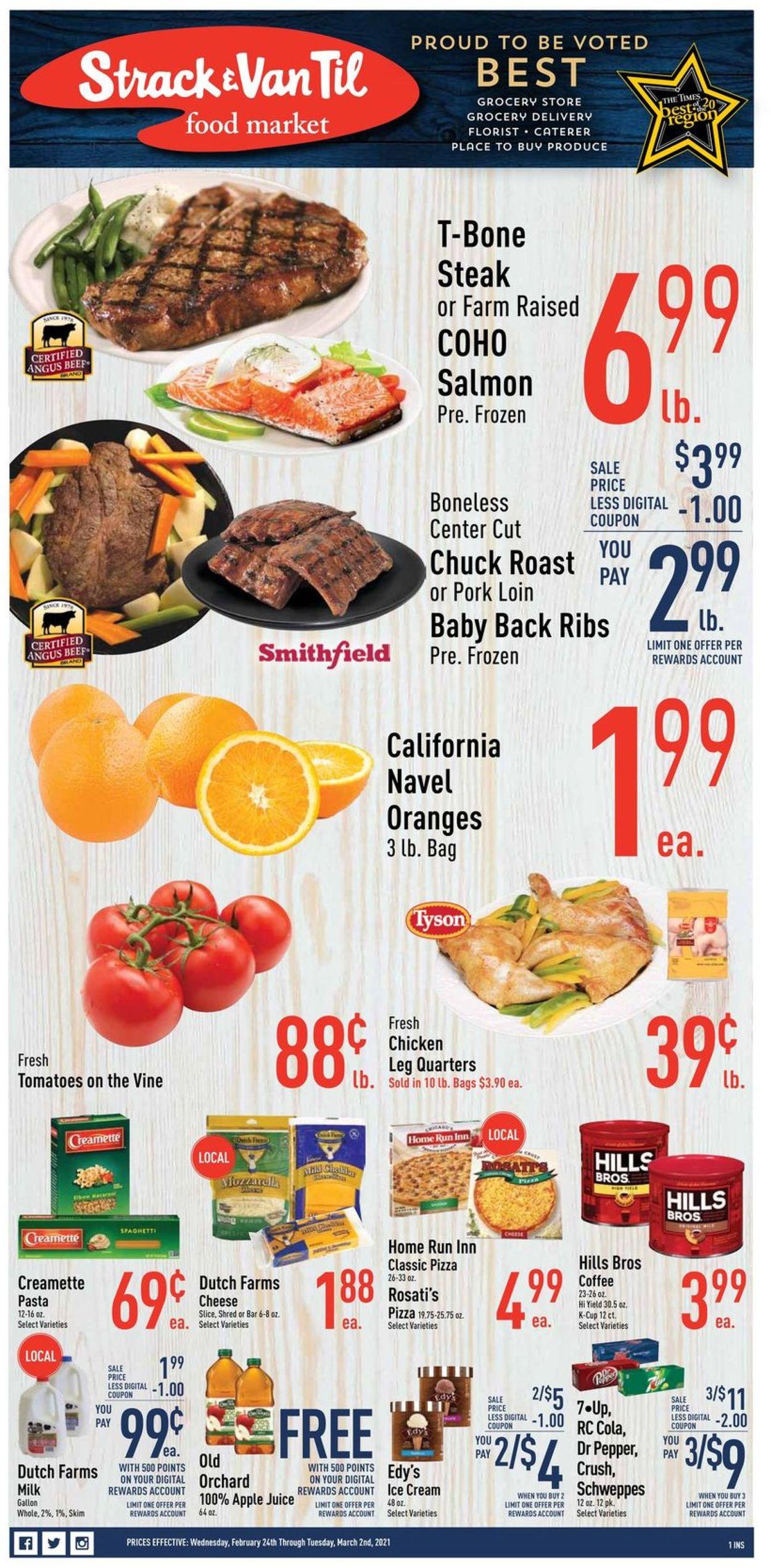Strack & Van Til Weekly Ad Circular - valid 02/24-03/02/2021