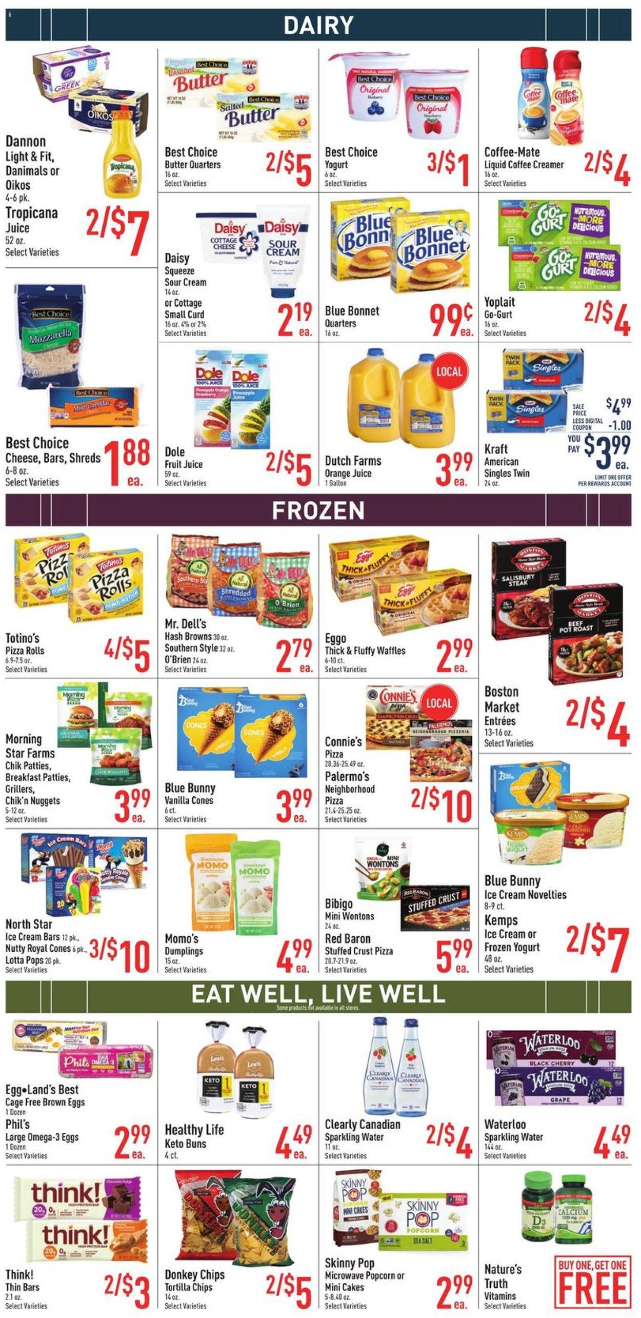 Strack & Van Til Weekly Ad Circular - valid 07/21-07/27/2021 (Page 6)