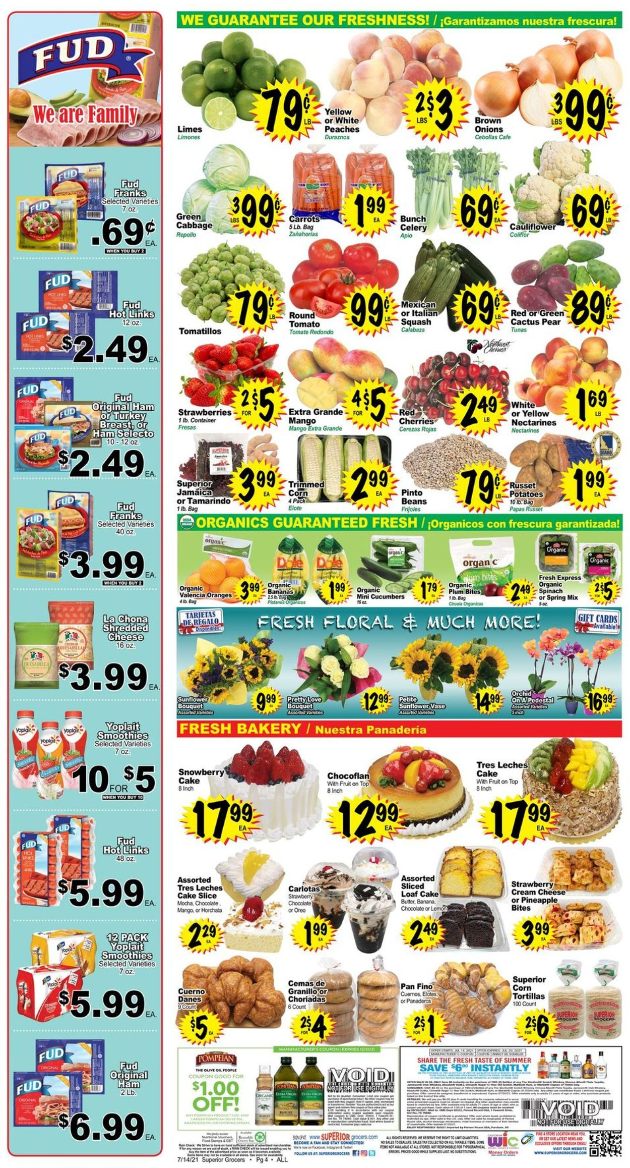 Superior Grocers Weekly Ad Circular - valid 07/14-07/20/2021 (Page 4)