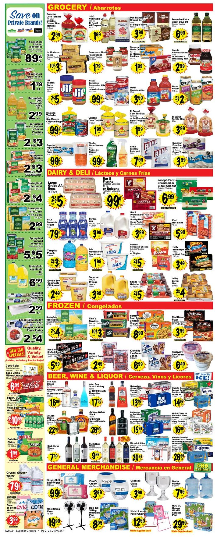 Superior Grocers Weekly Ad Circular - valid 07/21-07/27/2021 (Page 2)