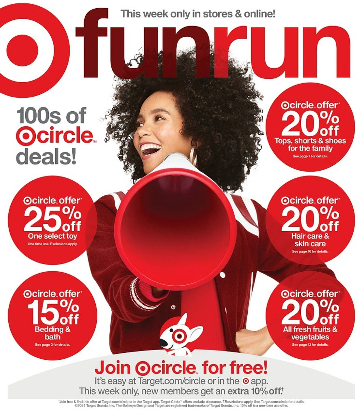 Target Weekly Ad Circular - valid 03/07-03/13/2021