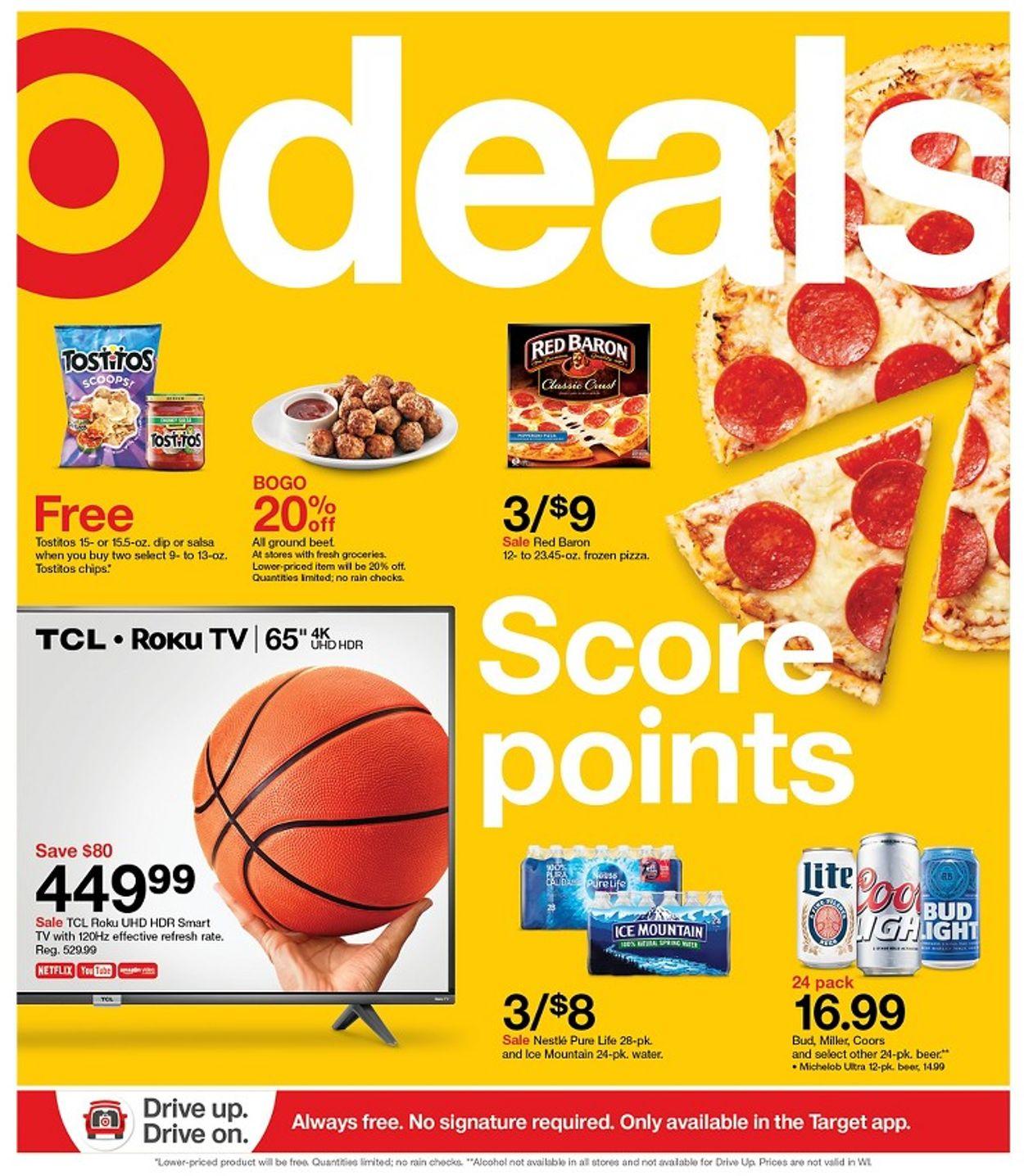Target Weekly Ad Circular - valid 03/14-03/20/2021