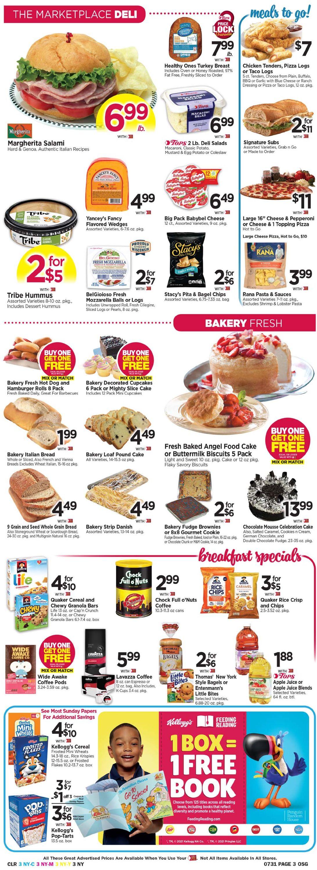 Tops Friendly Markets Weekly Ad Circular - valid 07/25-07/31/2021 (Page 3)