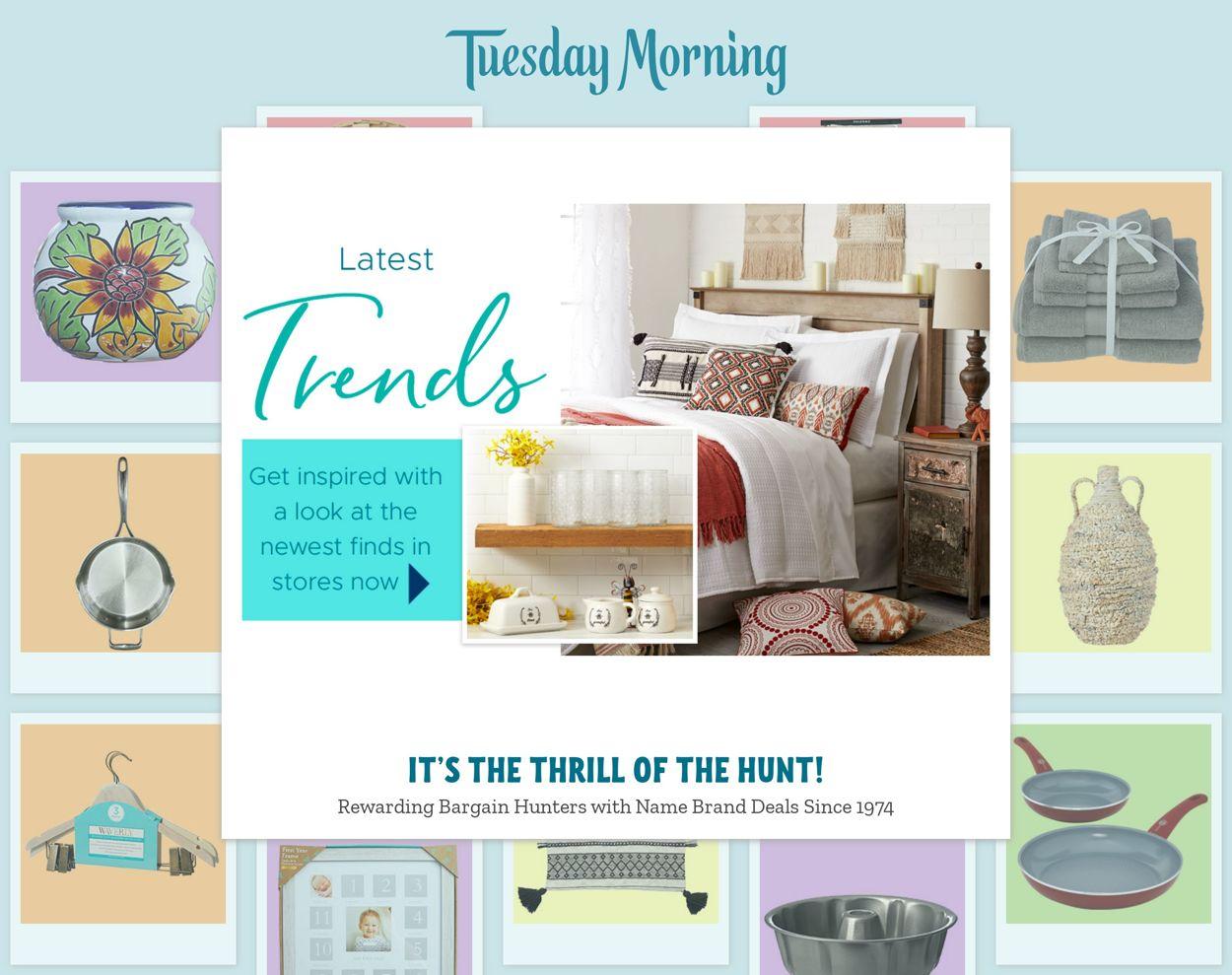 Tuesday Morning Weekly Ad Circular - valid 02/11-02/17/2021