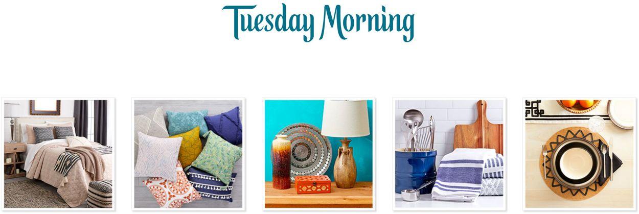 Tuesday Morning Weekly Ad Circular - valid 06/17-06/23/2021
