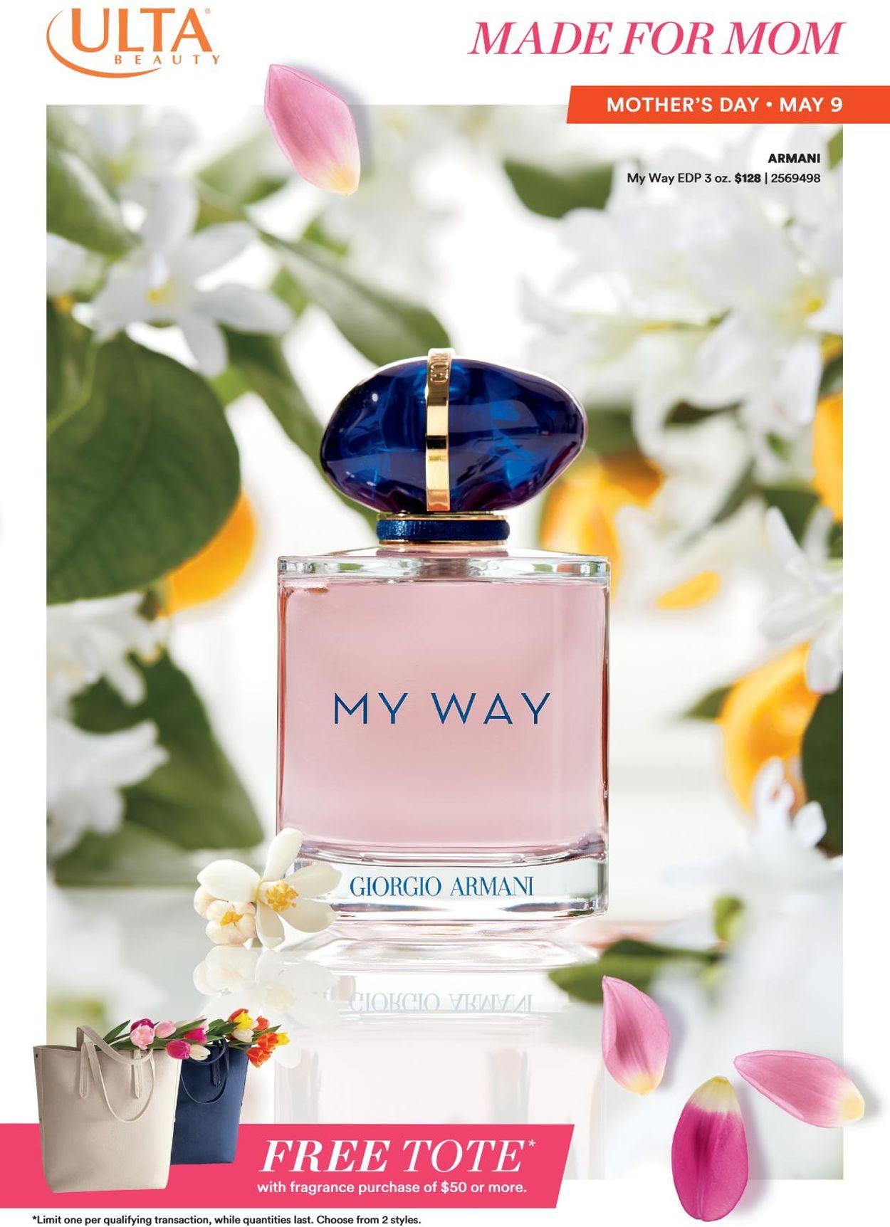 Ulta Beauty Weekly Ad Circular - valid 04/28-05/04/2021