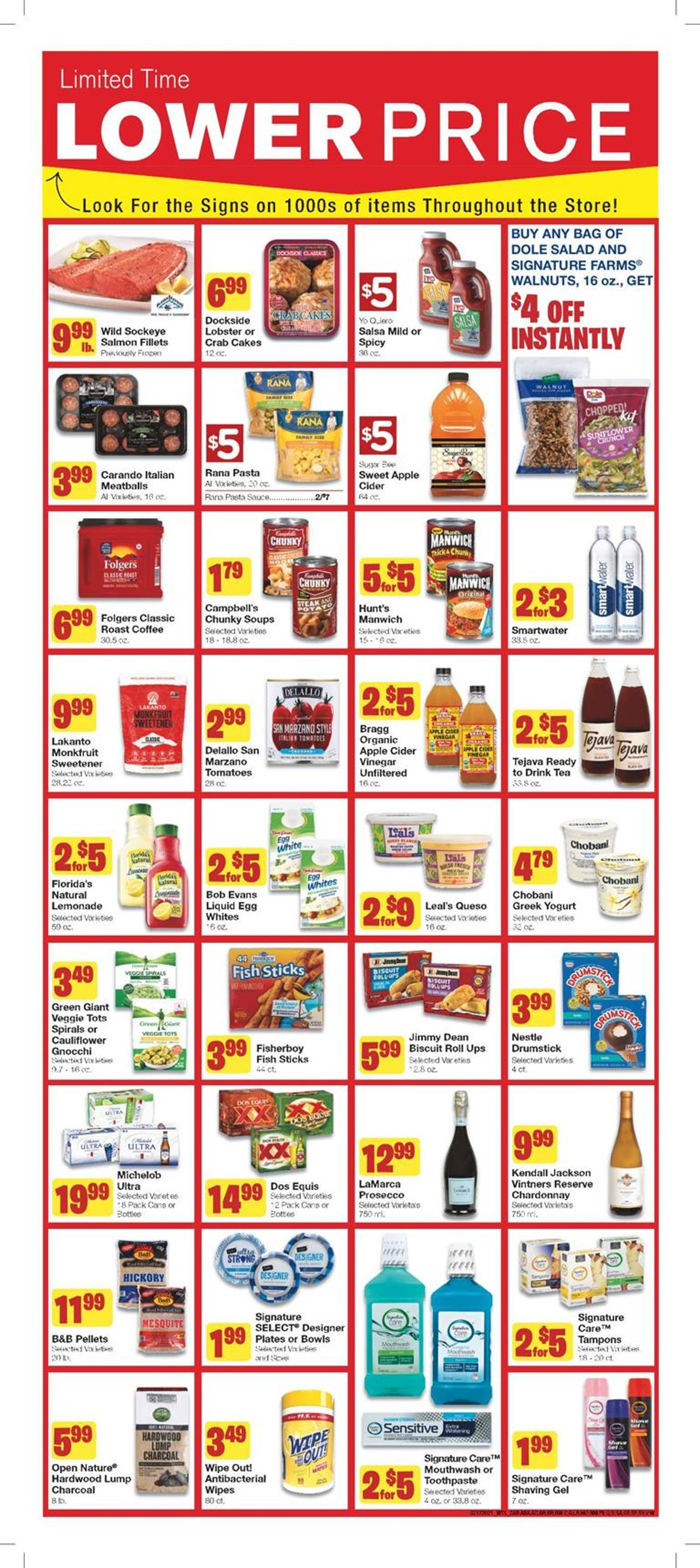 United Supermarkets Weekly Ad Circular - valid 02/17-02/23/2021