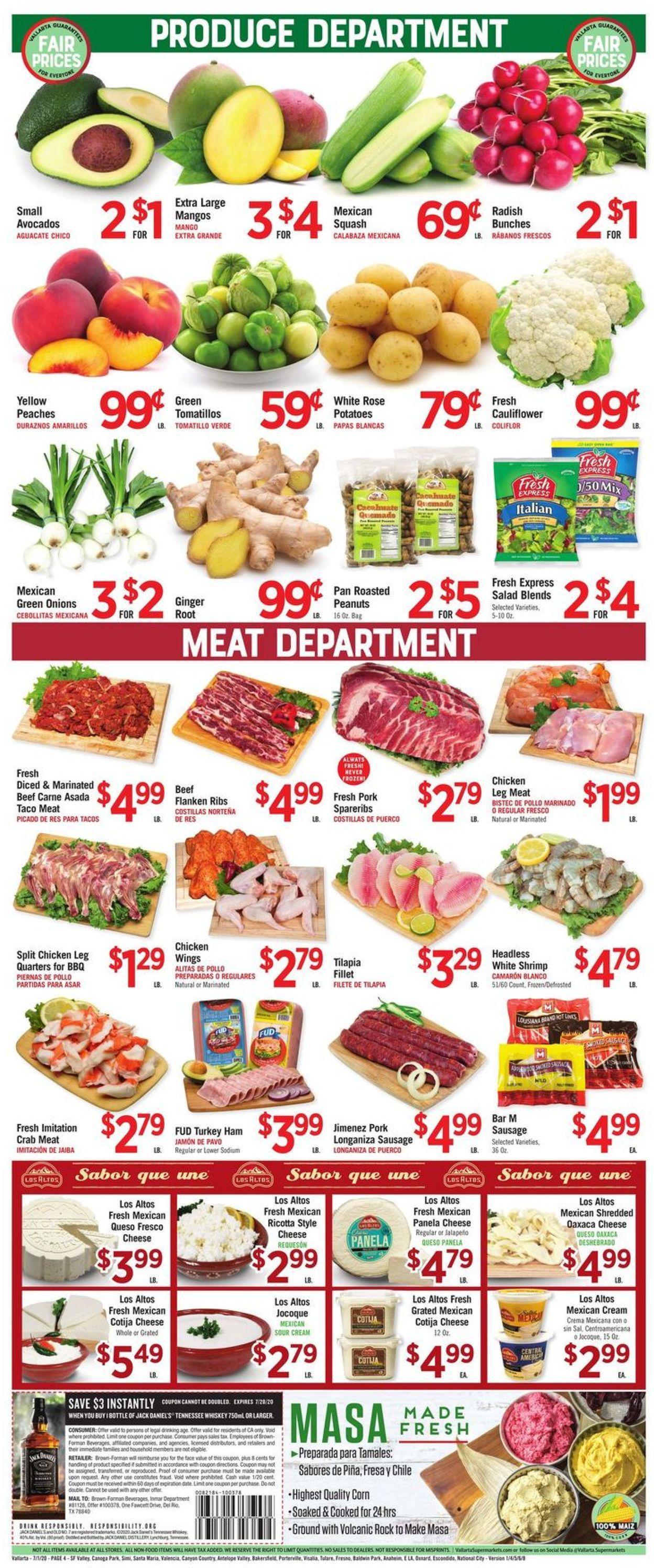 Vallarta Weekly Ad Circular - valid 07/01-07/07/2020 (Page 4)
