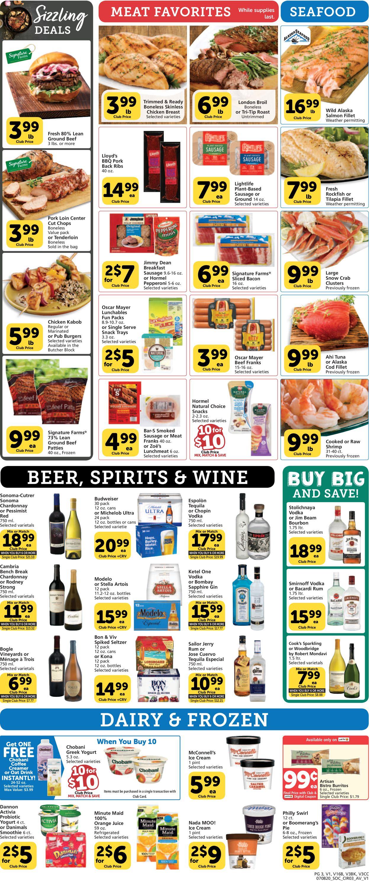 Vons Weekly Ad Circular - valid 07/08-07/14/2020 (Page 3)
