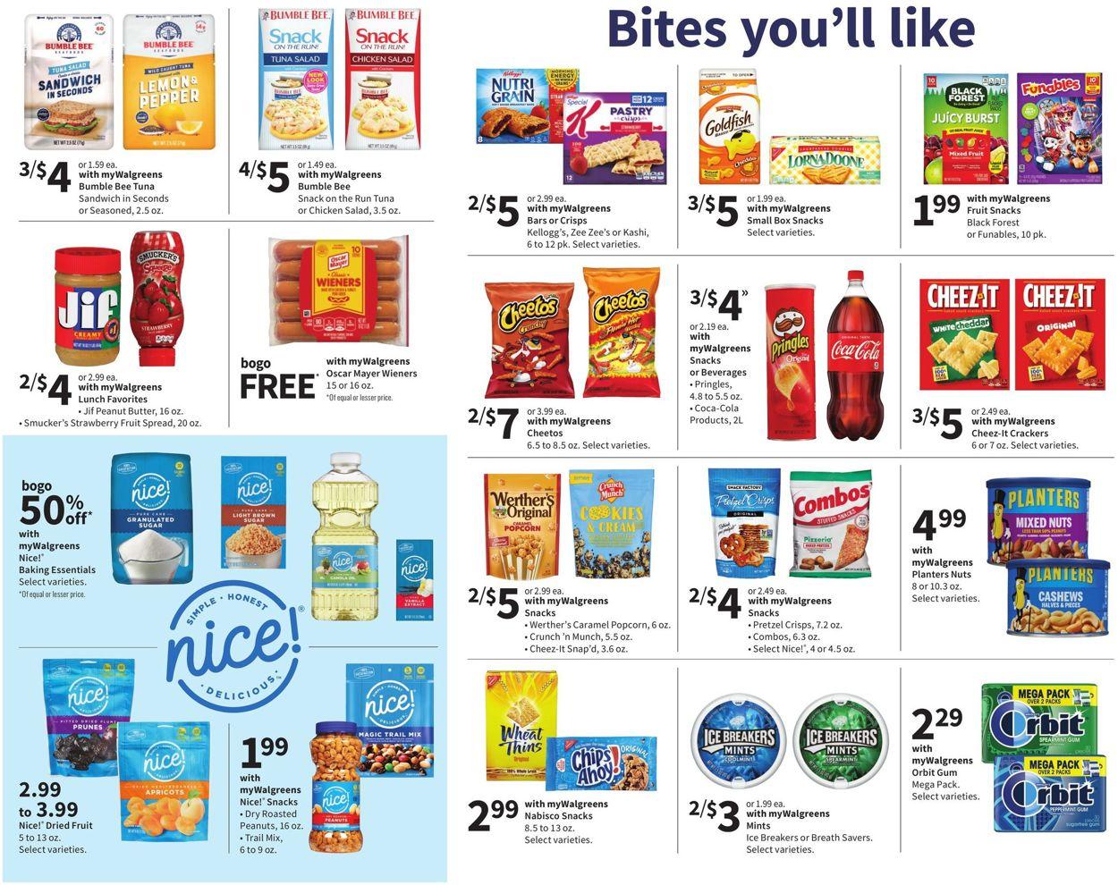 Walgreens Weekly Ad Circular - valid 07/25-07/31/2021 (Page 5)