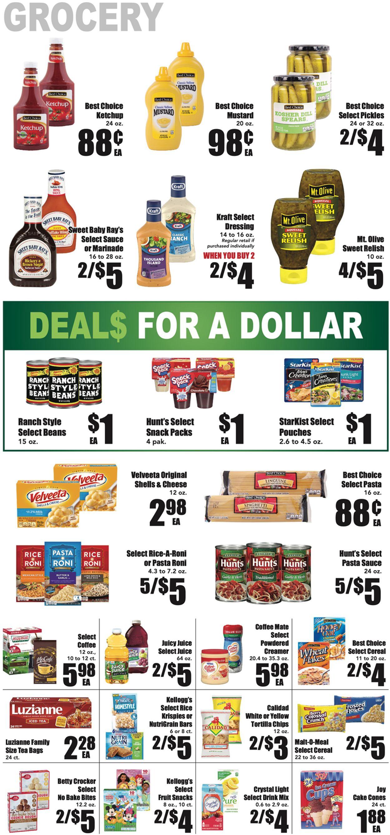 Warehouse Market Weekly Ad Circular - valid 07/28-08/03/2021 (Page 2)