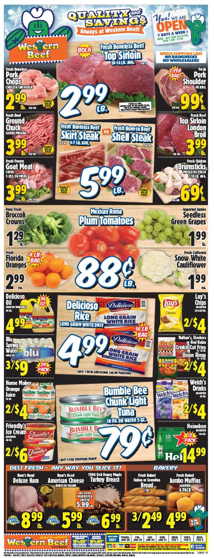 Western Beef Weekly Ad Circular - valid 01/28-02/03/2021