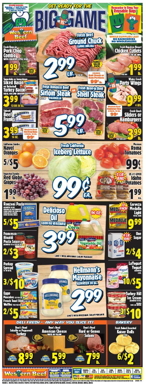 Western Beef Weekly Ad Circular - valid 02/04-02/10/2021